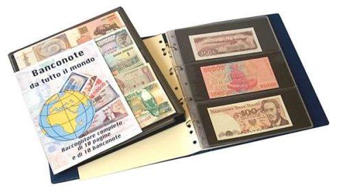 Cartamoneta e banconote in KIT